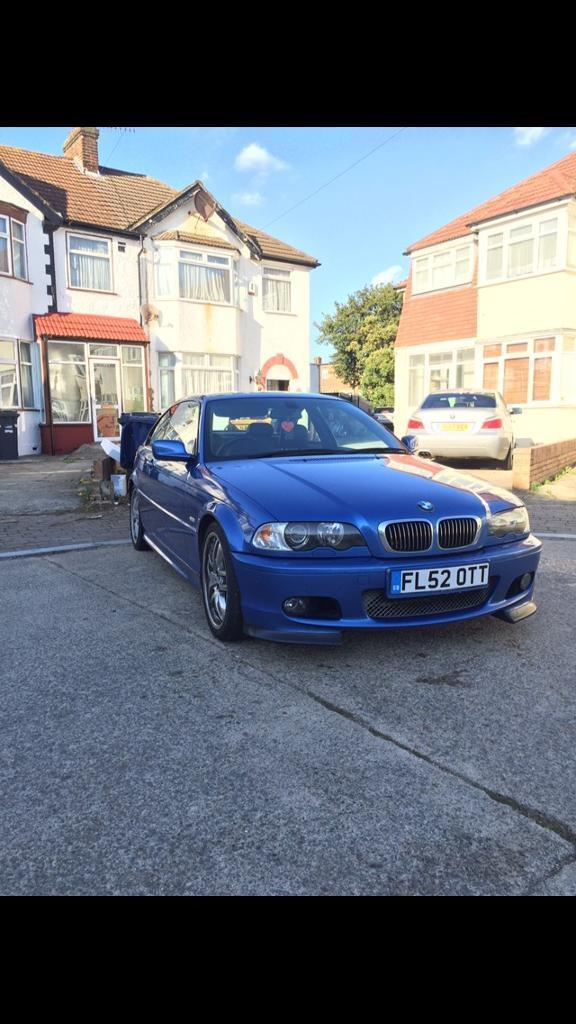 Very Rare Bmw E46 330i Clubsport Ssg F1 Fully Loaded Px