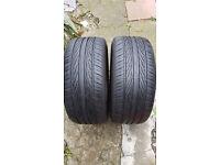"tyres 245/35 19"""