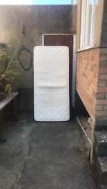 Relaxsan orthopaedic single mattress