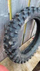 Pit bike knobbly