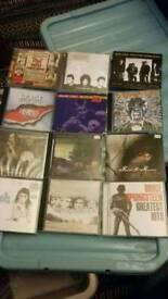100+ rock cds