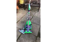 Dyson DC08 cylinder hoover with all attachments