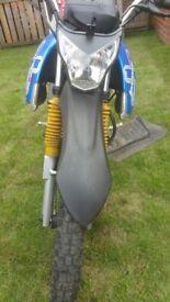 2016 lexmoto assault 125cc 4 stroke learner legal