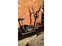 York 3100 Elliptical Cross Trainer