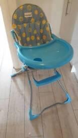 Littleshield Folding High Chair