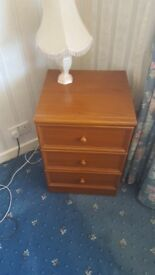 Bedside drawers for sale