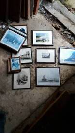 Assorted picture frames. Mainly A4 size. Cheap to clear.