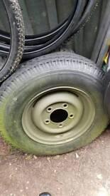 Landrover Sankey Wheels