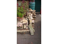 Bricks for FREE. Perfect for agarden project or if you need rubble