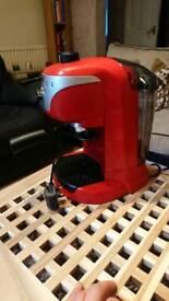 Delonghi coffee/latte machine