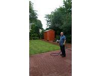 Local Handyman property maintenance ground worker gardener cleaner painter jet washing driver