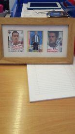 England football memorabilia autographs