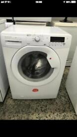 Hoover washing machine 8kg Full Working very nice 4 month warranty free delivery