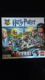 Harry Potter Hogwarts game
