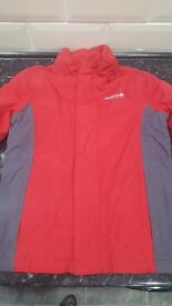 Red Mountain Warehouse Boys Coat - Aged 5-6 Years in Excellent Condition