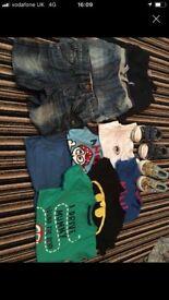 18-24 month clothes bundle