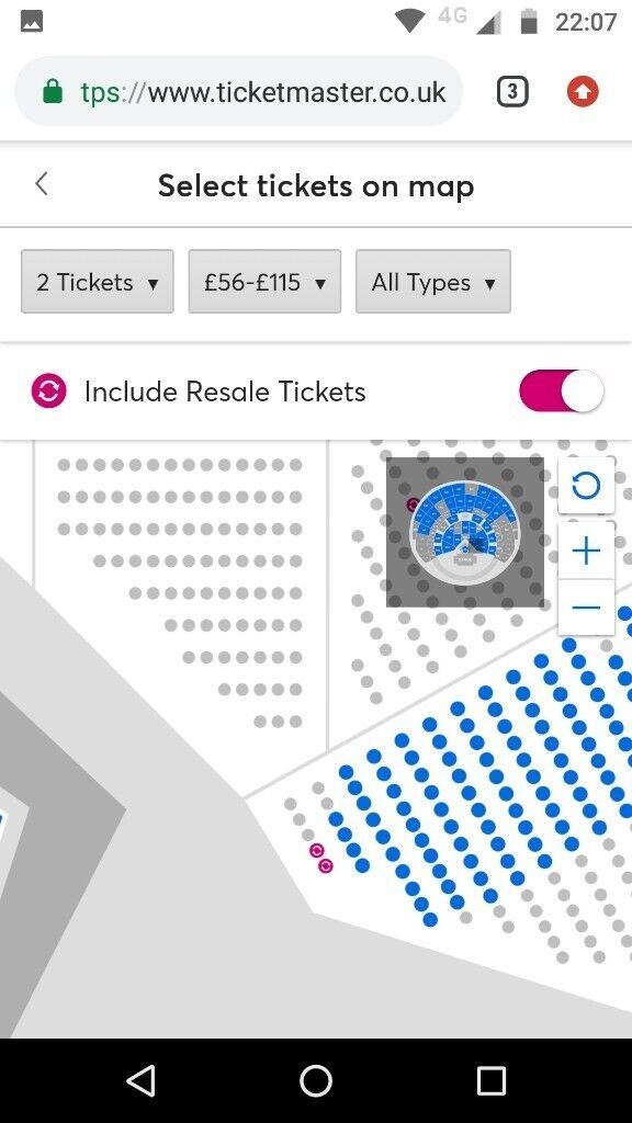 Backstreet boys concertar tickets for sale Glasgow SSE Hydro | in Glasgow  City Centre, Glasgow | Gumtree