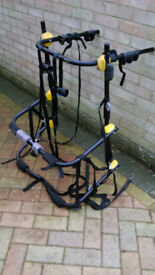 HALFORDS 3 CYCLE CARRIER FOR SALE