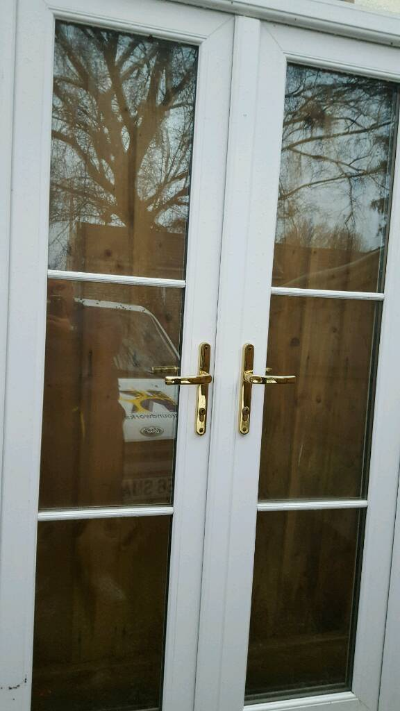 4 Ft Wide French Doors For
