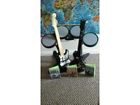 Rock Band Bundle Xbox360 - £30