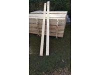 wood planks 240cmx10cmx1.9cm