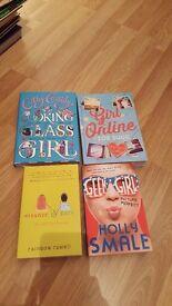 Teens books bundle