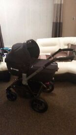Concord Carrycot only (no chassis included)