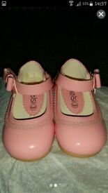 Baby girls spanish shoes