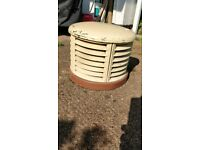 Vintage Cavendish fan heater. Needs refurbishment. Free to collector.