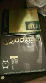 Golddigger perfume sets