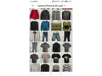 Men's clothes bundle - S/M