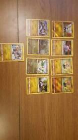 dragon type pokemon cards