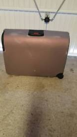 Carlton hard suit cases used