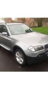 BMW X3. 2004