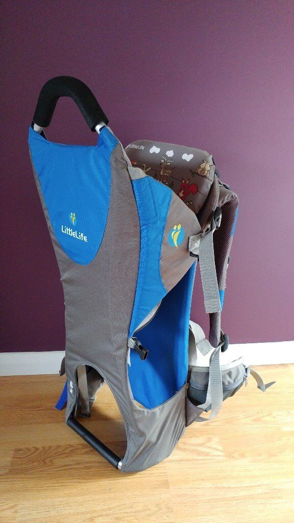2324aa15ea4 Little Life Ranger Child Carrier + Sunshade + Accessories Pouch - all in  excellent condition