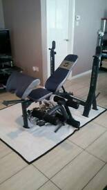 Marcy MCB5702 Weight Bench