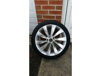 """18"""" VW Passat CC Scirocco Alloy Wheel"""