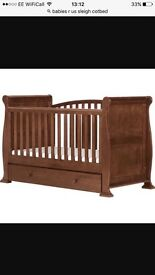 Babies R Us nursery set