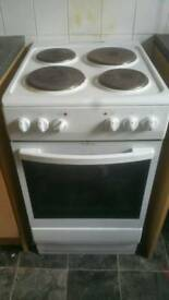 Electric cooker/grill