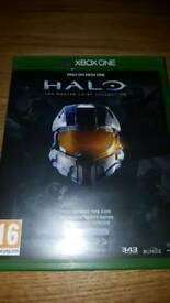 Halo masterchief collection xbox one