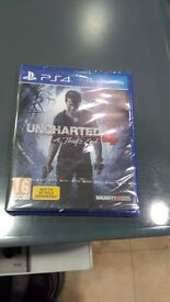 Uncharted ps4 A Thiefs End