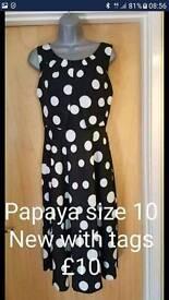 Papaya dress size 10