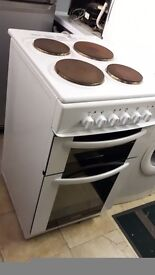 Freestanding 'Homeking' Electric Cooker with Double Oven