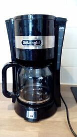 DeLonghi Filter Coffee Maker (10 cups)