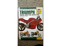 Triumph Haynes manual.