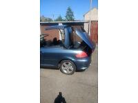 Peugeot 307cc Spares or Repair