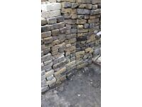 London reclaimed yellow stocks and red bricks