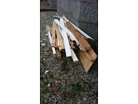 Free Wood for collection - Useful for Winter heat!