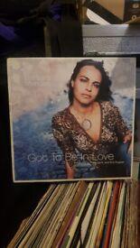 Latin House Vinyls