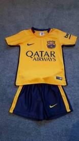 Barcelona Football Strip 104-116cm